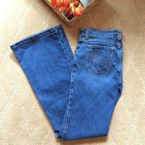 VINTAGE Tommy Hilfiger Flare Bottom Jeans in 1R